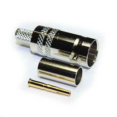 Coax Connectors BNC Crimp Jack